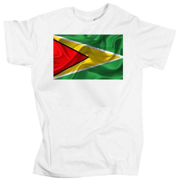 Other - Guyana Flag unisex t-shirt